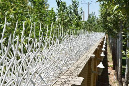 استفاده از حفاظ شاخ گوزنی 3213685124245