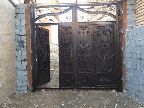 درب های فرفورژه