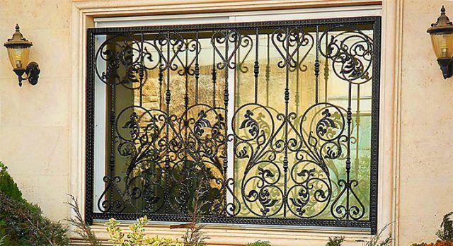 شکلیل ترین حفاظ پنجره 876515865200