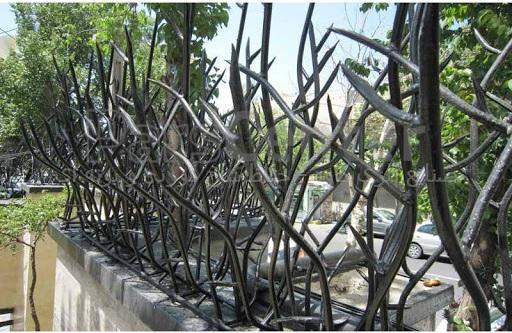 تفاوت حفاظ مدل ۵ شاخه با مدل اف 8798796452300