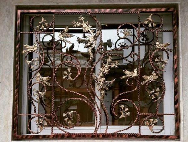 حفاظ و نرده های پنجره 47487487487487484718541
