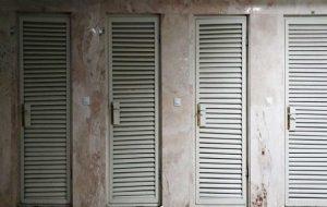 انواع درب های انباری مخصوص آپارتمانی  7874874857487485741587414171